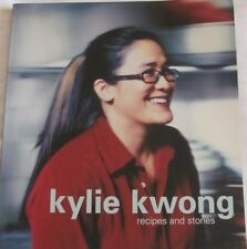 KYLIE KWONG Recipes and Stories 2003 sc