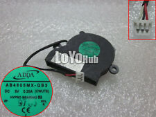For HP Pavilion Mini HDX16 HDX18 Laptop CPU Cooler Fan AB4605MX-QB3 CWUT6 HYPRO