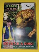 Dino Dan: To Catch a Dino (DVD, 2013) Brand New Factory Sealed! USA!