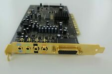 CREATIVE SOUND BLASTER X-FI 7.1 PCI SOUND CARD W/AD-LINK PORT DELL CT602 SB0460