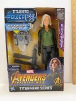 Marvel Avengers Action Figure Infinity War Titan Hero Series Black Widow