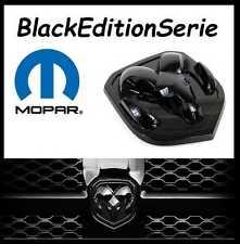 """ BlackEditionSerie "" Emblem Schriftzug Ram Head Dodge Ram 1500 2500 Kühlergrill"