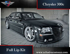 Chrysler 300c Body Kit Add On Bodykit with Grille Bumper Side Skirts