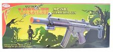 New Kids Realistic Super Army Machine Gun Soldier Warrior Lights Sound Combat