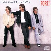 Huey Lewis & The News Fore! (1986) [CD]