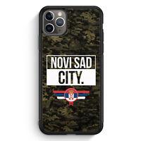 Novi Sad City Camouflage Serbien iPhone 11 Pro Silikon Hülle Motiv Design Ser...