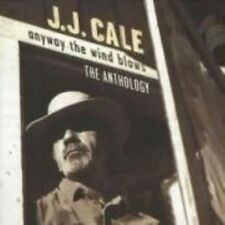 Anyway the Wind Blows: The Anthology by J.J. Cale (CD, Jun-1997, 2 Discs, Mercury)