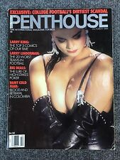 Penthouse Magazine - Amy Kristensen Kelly Jackson Centerfold Pinup October 1990