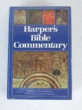 James L. Mays (ed.)  HARPER'S BIBLE COMMENTARY  Harper & Row 1988 HC/DJ