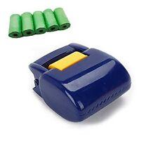 Portable Dog Pooper Scooper, Pooper Scooper for Large, Medium and Small Blue