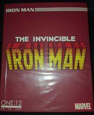 Mezco One:12 Collective Classic Invincible Iron Man