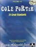 JAMEY AEBERSOLD-COLE PORTER:JAZZ PLAY-A-LONG VOL.112 MUSIC BOOK/2 CD'S BRAND NEW