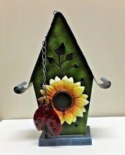 Solar Butterfly Birdhouse