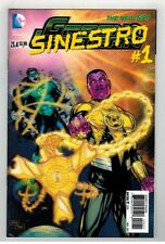 GREEN LANTERN #23.4 - 3D SINSETRO #1 #1 COVER - DC's NEW 52 VILLAINS - 2013