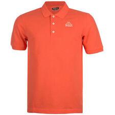 Camisas y polos de hombre en color principal rojo 100% algodón talla M