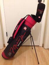 Wilson 23 Michael Jordan Junior RH Golf Club Set W/ Bag~Youth Kids 9-12~Rare