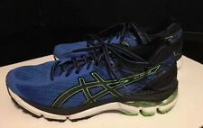 Asics Gel Pursue 3 Men's Running Shoes Black Blue T6C0N / US 9 M (D) EU 42.5