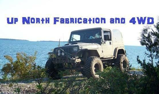 Up North Fab and 4wd