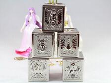 King model Saint Seiya Cloth Bronze 5 Cloth boxes set for Bandai Pegasus Draco