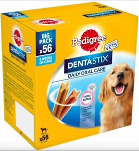 Pedigree Dentastix Daily Oral Care Dental Chews 56 Sticks,8 x 270g