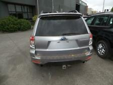 SUBARU FORESTER REAR BUMPER NON PARKING SENSORS TYPE, 02/08-12/12 C6Z