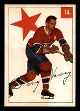 DOUG HARVEY 54-55 PARKHURST 1954-55 NO 14 EXMINT+  15769