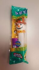 New in Package Rare PEZ Snowman - Orange hat - Yellow Polka Dot Scarf - Collect