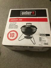 BNIB Weber Smokey Joe BBQ Barbecue Grill 14 Inches