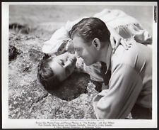 PATRICIA MORISON & RICHARD DIX romantic THE ROUNDUP 1941 western VINT ORIG PHOTO