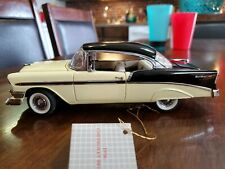 Franklin mint 1/24 scale diecast models cars