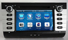 Indash Stereo Car Radio BT DVD Player GPS Navigation For Suzuki Swift 2004-2010