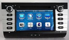 Indash Stereo Car Radio BT DVD Player GPS Navigation For Suzuki Swift 2004-2010