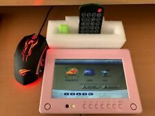 "Vivitar Digital Frame VDF17 7""16:9/4:3 Laptop Remote Control Kit Calendar"