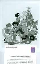 THE CABBAGE PATCH KIDS FIRST CHRISTMAS ORIGINAL 1985 ABC TV PHOTO