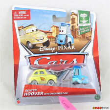 Disney Pixar Cars 2 Race Team Luigi & Guido 2013 ERROR CARD Italiano collection