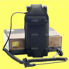 Genuine Nikon SD-9 AA Battery Pack Power Supply for SB-910 SB-900 Speedlight