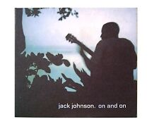 JACK JOHNSON - On And On CD 2003 Moonshine Conspiracy Records