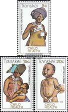 Zuid-Afrika - Transkei 62-64 (compleet.Kwestie.) First Day Cover 1979 Children's
