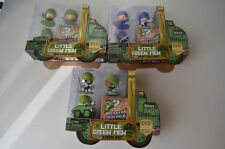 AWESOME LITTLE GREEN MEN Sharpshooters, Secret Task Force & Ranger Unit Series1