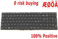 For Lenovo IdeaPad 700-15ISK 700-17ISK Keyboard Nordic Swedish Norsk DK Backlit