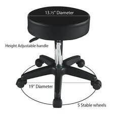 Hydraulic Shop Stool With Adjustable Height Kitchen Countertop Counter Garage