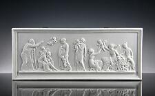 Royal Copenhagen Thorvaldsen Allegorie der Liebesalter um 1850 Biskuitporzellan