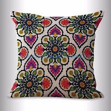 US SELLER- pillow cases decorative retro vintage floral cushion cover