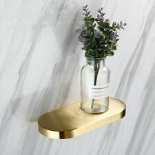 Bathroom Brushed Gold Stainless steel304 Shower Shelf Bath Rack Storage Holder