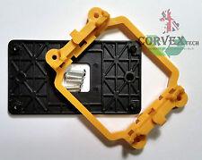 Cooling Heatsink Bracket for AMD CPU: Socket AM3, AM3+, AM2, AM2+, 940 Yellow