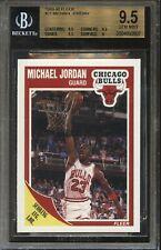 1989-90 Fleer MICHAEL JORDAN #21 Chicago Bulls BGS 9.5 GEM MINT