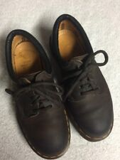 Dr. Martens Men's Brown Leather Lace Up Casual Shoes Size 6 UK 5 EUR 37.5