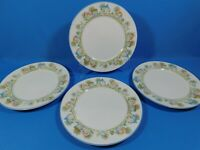 "4 Lenox Village Dinnerware Set Dinner Plates 10.75"" - EXC"