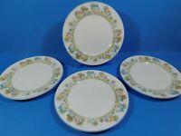 "4 Lenox Village Dinnerware Set Dinner Plates 10.75"" - EXC"