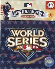 2009 World Series Sleeve Patch New York Yankees Philadelphia Phillies Official